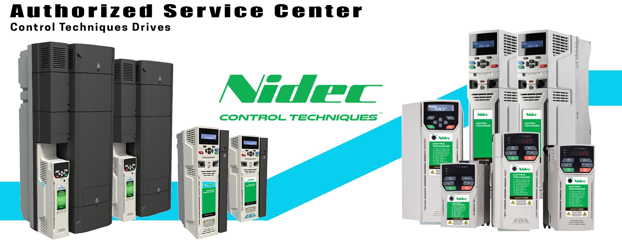 nidec control technique